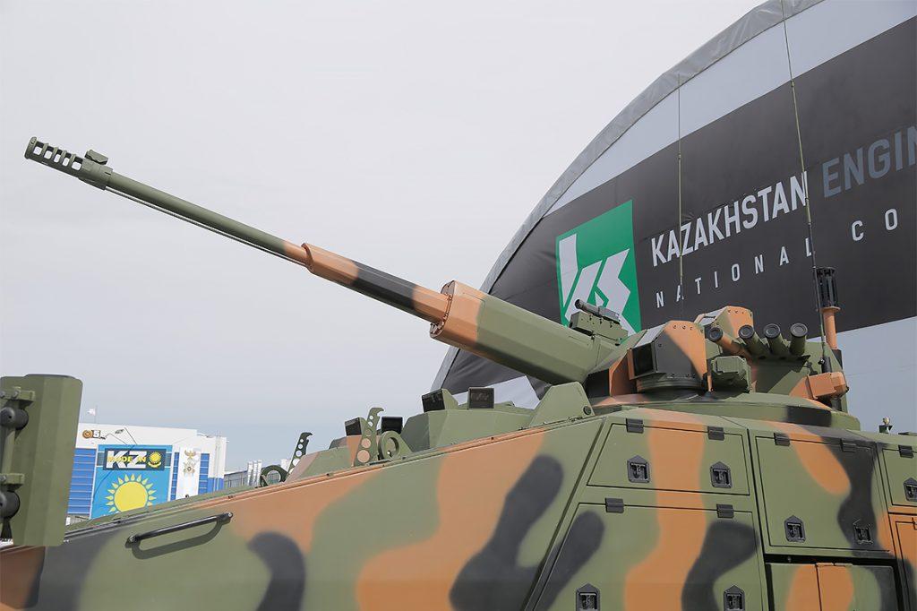 Автоматическая артиллерийска установкаАУ-220М