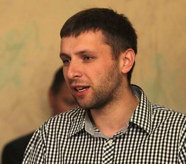 Депутат Верховной Рады Украины Владимир Парасюк