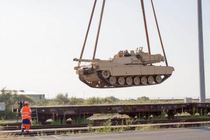 Саудовская Аравия купит вСША танков на млрд долларов