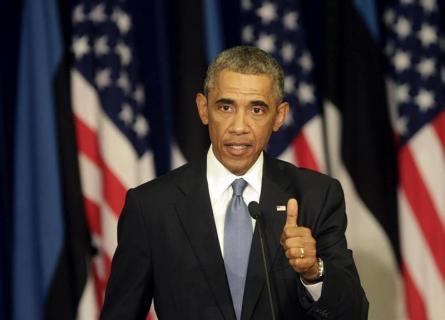 Барак Хуссейн Обама II — действующий 44-й президент Соединённых Штатов Америки.