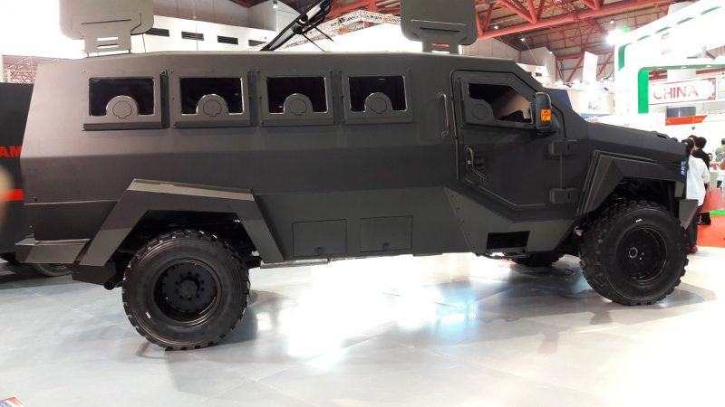 Carro blindado Turangga jakartagreater.com